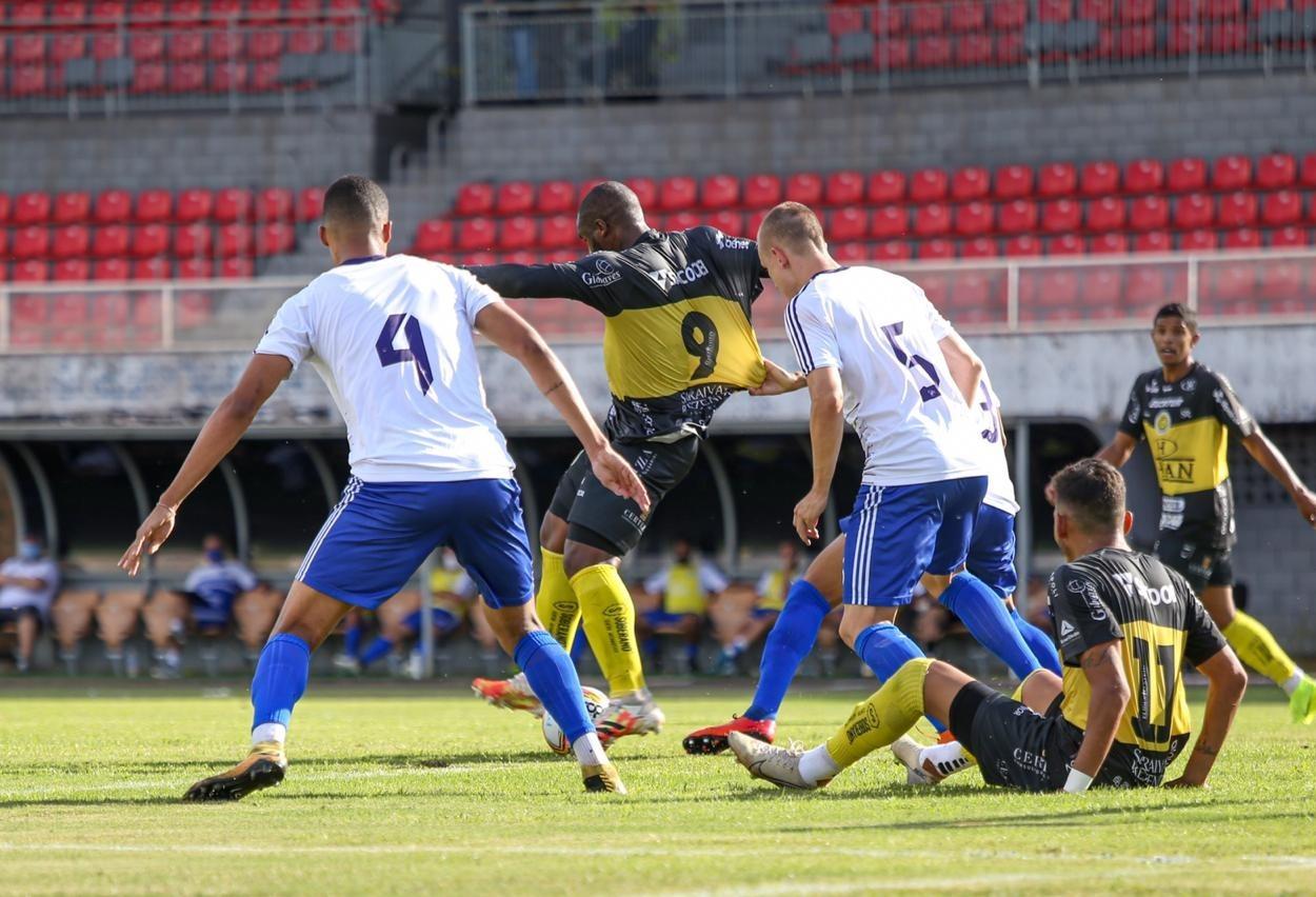 FC Cascavel vence o Nacional e segue rumo à classificação