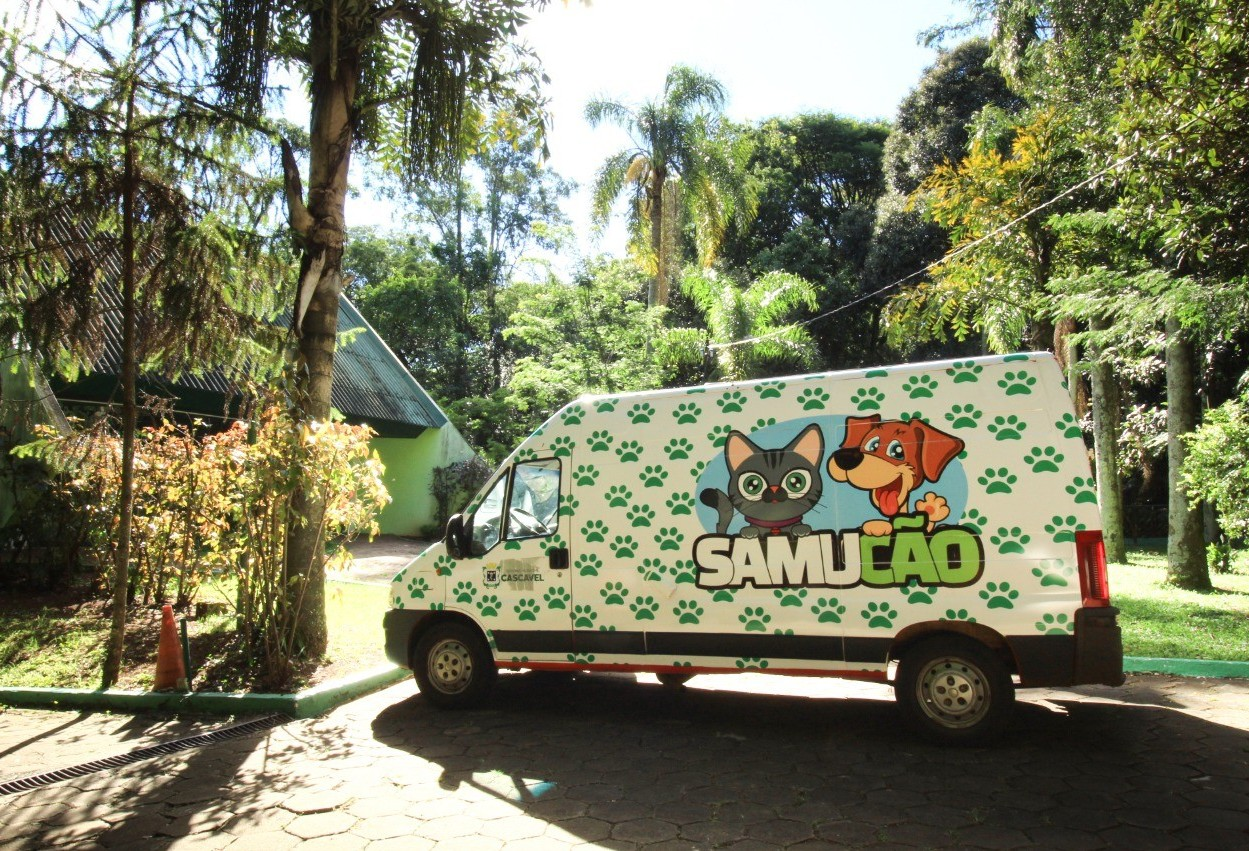 Criado no ano passado, Samucão é referência em bem-estar animal