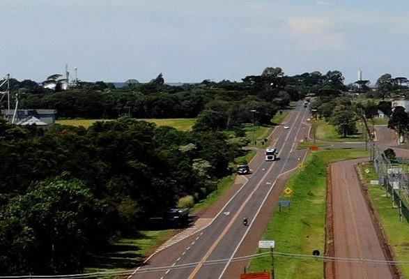 Duplicação da BR-277 em Cascavel começa na próxima terça-feira