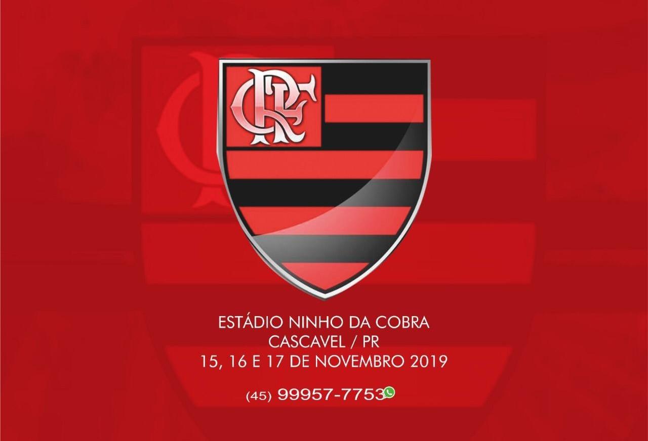 Profissionais do Flamengo vêm a Cascavel para processo seletivo