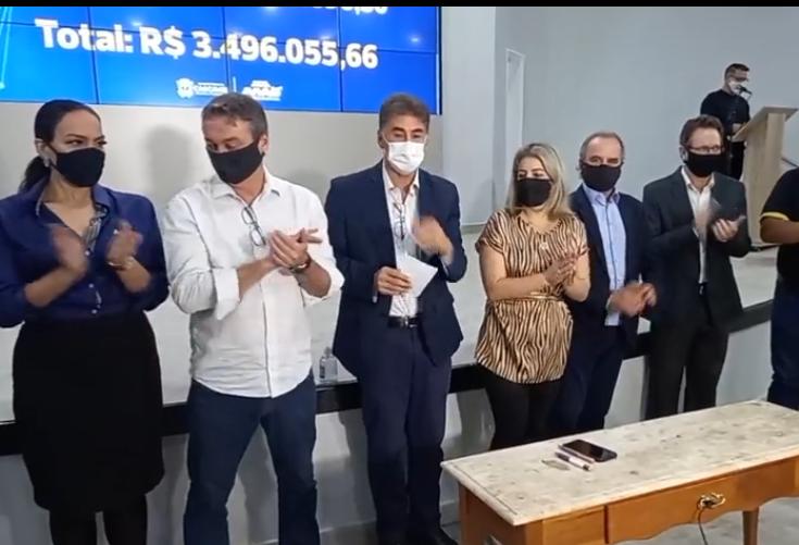 Prefeito de Cascavel assina Decreto da Liberdade Econômica
