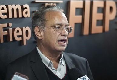 Carlos Walter Martins Pedro é eleito novo presidente da Fiep