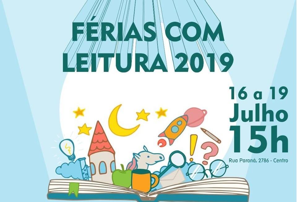 Biblioteca Pública programa atividades para o público infantil até sexta-feira
