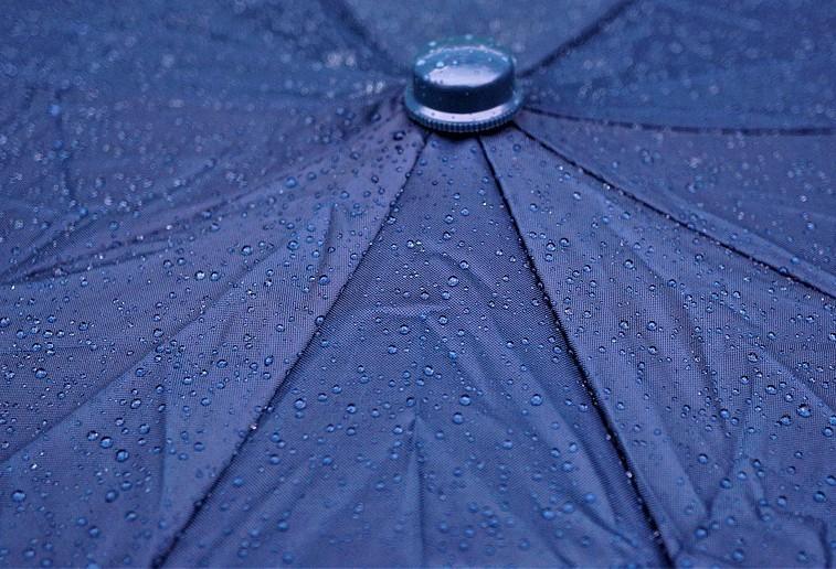 Semana começa com chuva na região Oeste